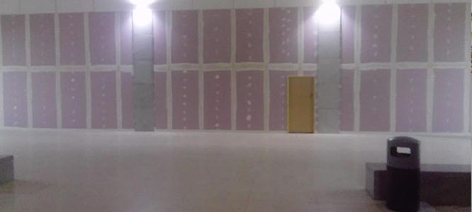 Drylining Security Walls