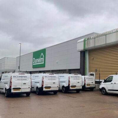 Retail Refurbishment Services by MCS Interiors