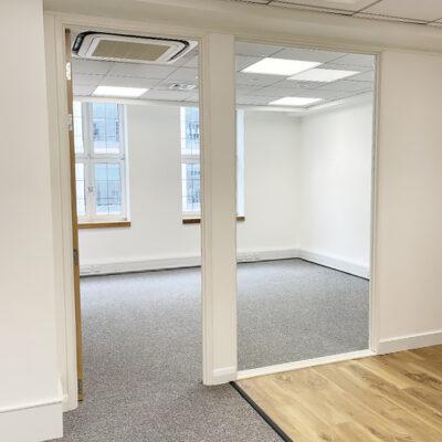 London office refurbishment services