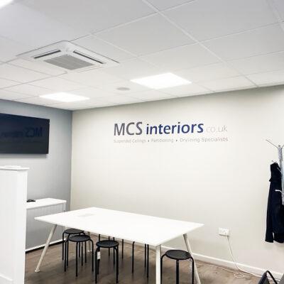 MCS Interiors office refurbishments