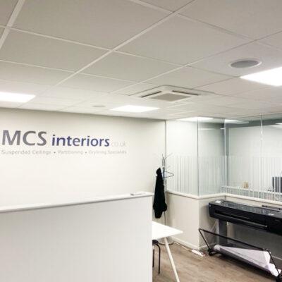 Office fitout MCS Interiors
